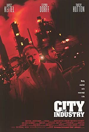 City of Industry poster