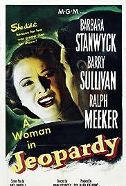 Jeopardy(1953) Poster - Movie Forum, Cast, Reviews