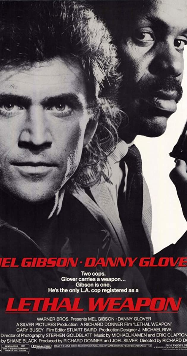 Mirtinas ginklas / Lethal Weapon (1987) Online