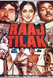 Raaj Tilak Poster