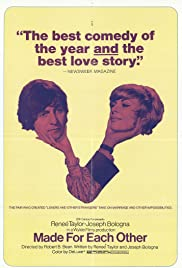 Made for Each Other(1971) Poster - Movie Forum, Cast, Reviews