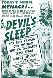 The Devil's Sleep (1949) Poster - Movie Forum, Cast, Reviews