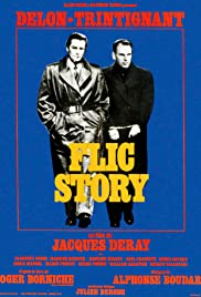Flic Story(1975) Poster - Movie Forum, Cast, Reviews