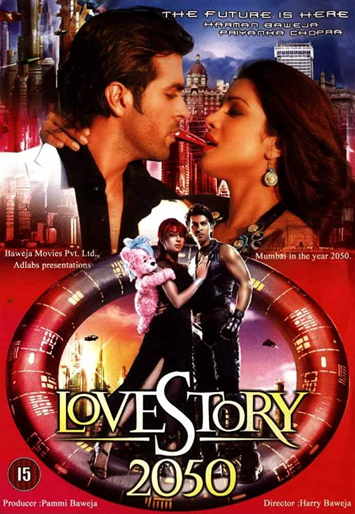 Love Story 2050 (2008) 720p DVDRip Watch Online Free Download