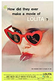 Lolita(1962) Poster - Movie Forum, Cast, Reviews