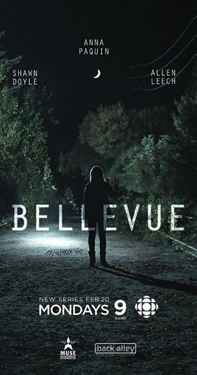 Book Cover Series Imdb : Bellevue tv series  imdb