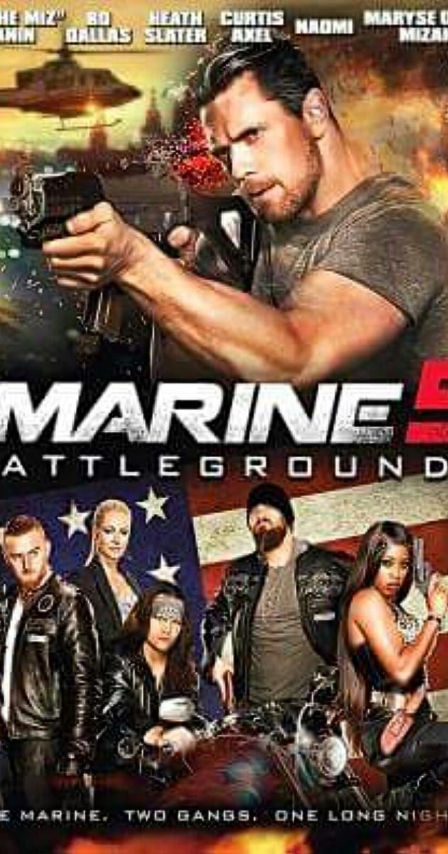 Jūrų pėstininkas 5: Mūšio laukas / The Marine 5: Battleground (2017) Online