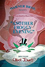 Another Froggy Evening Poster