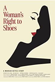 A Woman's Right to Shoes Poster