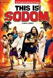 Zohi Sdom Poster