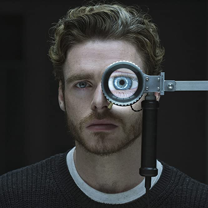 Richard Madden in Oasis (2017)