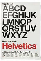 Helvetica (2007) Poster