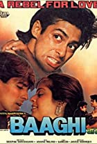 Baaghi: A Rebel for Love (1990) Poster