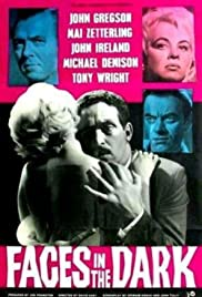Faces in the Dark(1960) Poster - Movie Forum, Cast, Reviews