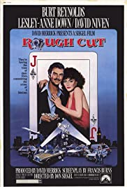 Rough Cut (1980) Poster - Movie Forum, Cast, Reviews