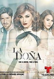 La Doña Poster