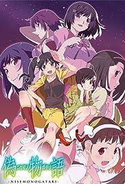 Nisemonogatari Poster