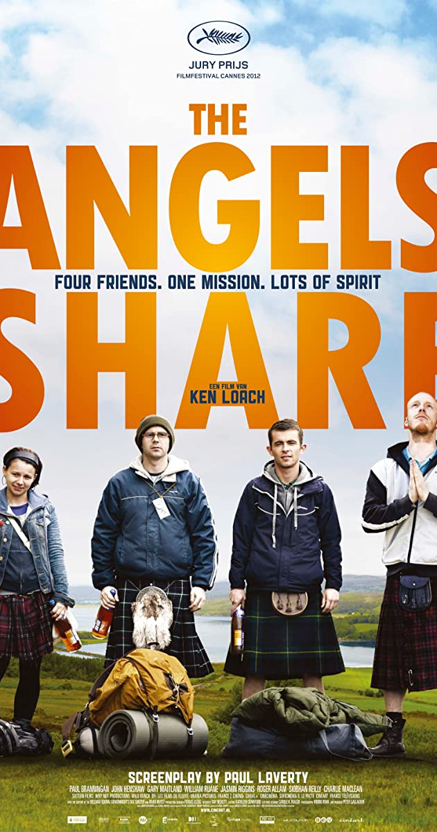 Angelų dalis / The Angels Share (2012) Online