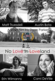 No Love in Loveland Poster