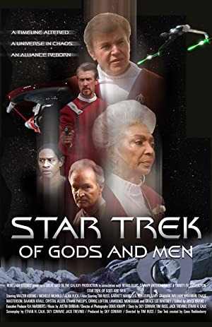 Poster Star Trek: Of Gods and Men