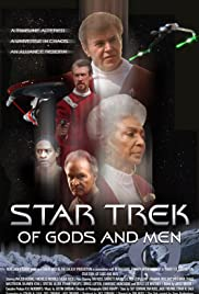 Star Trek: Of Gods and Men Poster