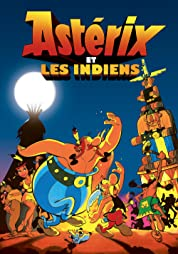 Asterix Conquers America poster
