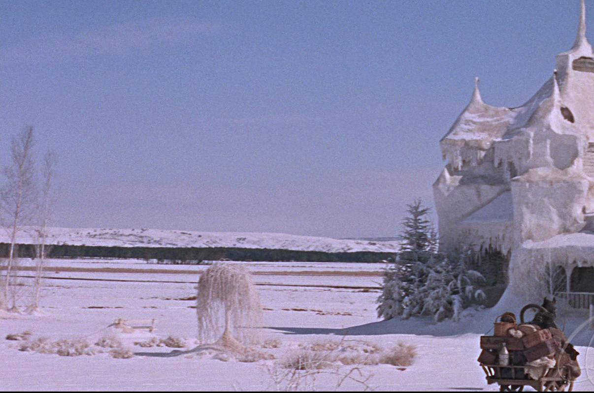 A scene from Dr Zhivago. Courtesy of IMBd