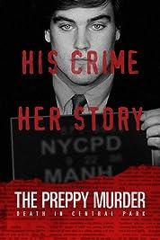 The Preppy Murder: Death in Central Park - MiniSeason (2019) poster