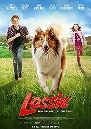 Lassie Come Home (2020) poster