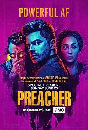 Picture of Preacher