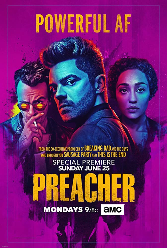 Preacher season 2 – Ongoing