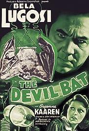 The Devil Bat(1940) Poster - Movie Forum, Cast, Reviews