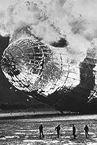 Image of Hindenburg Disaster Newsreel Footage