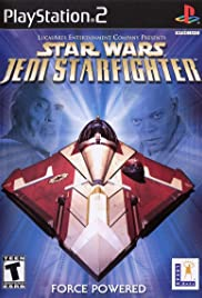 Star Wars: Jedi Starfighter Poster