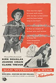 Man Without a Star (1955) Poster - Movie Forum, Cast, Reviews