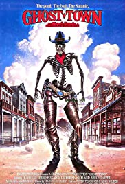 Ghost Town (1988) Poster - Movie Forum, Cast, Reviews