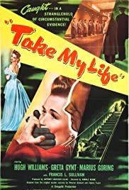 Take My Life (1947) Poster - Movie Forum, Cast, Reviews