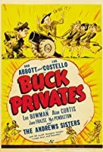 Primary image for Buck Privates