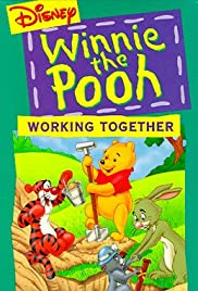Winnie the Pooh Learning: Working Together Poster