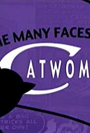 The Many Faces of Catwoman Poster