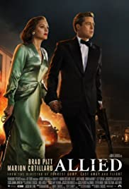 Allied (2016) Poster - Movie Forum, Cast, Reviews