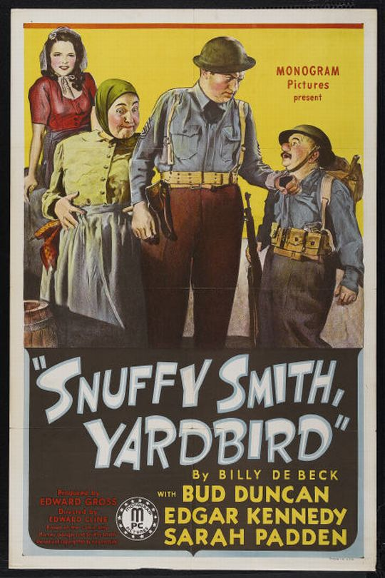 image Private Snuffy Smith Watch Full Movie Free Online