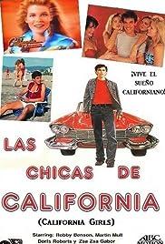 California Girls Poster