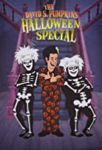 Primary image for The David S. Pumpkins Halloween Special