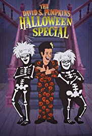 The David S. Pumpkins Halloween Special (TV Movie 2017) - IMDb