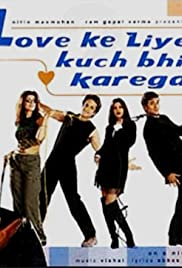 Love Ke Liye Kuch Bhi Karega (2001) Poster - Movie Forum, Cast, Reviews