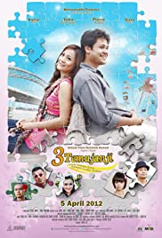 Nonton 3 Temujanji (2012) Film Subtitle Indonesia Streaming Movie Download