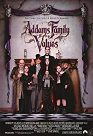Addams Family Values (1993) Poster - Movie Forum, Cast, Reviews