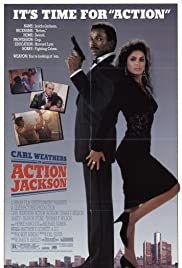 Action Jackson (1988) Poster - Movie Forum, Cast, Reviews