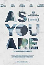 As You Are (2016) Poster